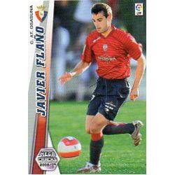 Javier Flaño Osasuna 220 Megacracks 2008-09