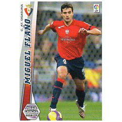 Miguel Flaño Osasuna 222 Megacracks 2008-09