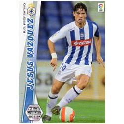 Jesús Vázquez Recreativo 262 Megacracks 2008-09