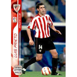 Luis Prieto Athletic Club 5 Megacracks 2006-07