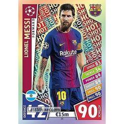 Lionel Messi - Hot Shot Barcelona 35