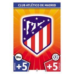 Escudo Atlético Madrid 37