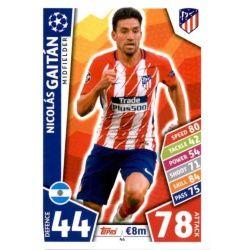 Nicolás Gaitán Atlético Madrid 46