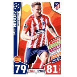 Saúl Ñíguez Atlético Madrid 47