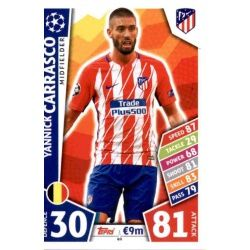 Yannick Carrasco Atlético Madrid 49