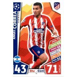 Ángel Correa Atlético Madrid 51