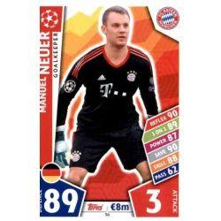 Manuel Neuer Bayern Munich 56