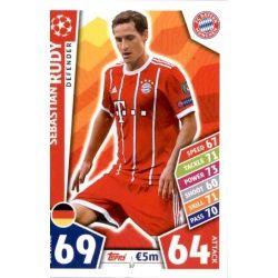 Sebastian Rudy Bayern Munich 57