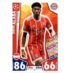 David Alaba Bayern Munich 58