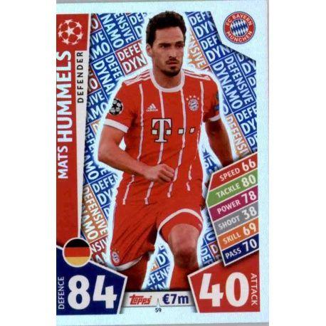 Mats Hummels - Defensive Dynamo Bayern Munich 59
