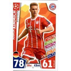 Joshua Kimmich Bayern Munich 61