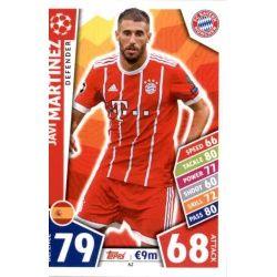 Javi Martínez Bayern Munich 62