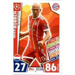Arjen Robben Bayern Munich 68