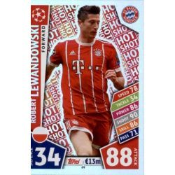 Robert Lewandowski - Hot Shot Bayern Munich 69