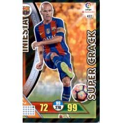 Iniesta - Barcelona Súper Cracks 452