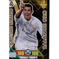 Cristiano Ronaldo - Real Madrid Balón de Oro 469