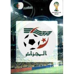 Emblem Algérie 1