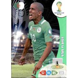 Sofiane Feghouli Star Player Algérie 3