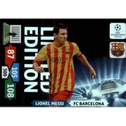 Leo Messi Limited Edition Adrenalyn XL 2013-14