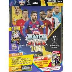 Collection Topps Match Attax 101 Season 2019-20 Complete Collections