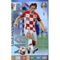 Luka Modrić Master 2 Adrenalyn XL Euro 2020