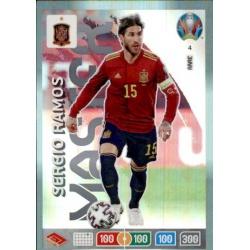 Sergio Ramos Master 4 Adrenalyn XL Euro 2020