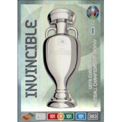 Invincible Euro 2020 Trophy 5 Adrenalyn XL Euro 2020