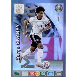 Serge Gnabry Master 7 Adrenalyn XL Euro 2020