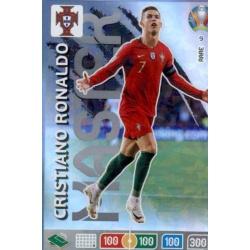 Cristiano Ronaldo Master 9 Adrenalyn XL Euro 2020