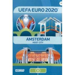 Amsterdam Host City 10 Adrenalyn XL Euro 2020