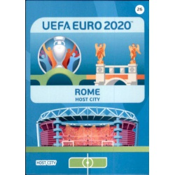 Rome Host City 26 Adrenalyn XL Euro 2020