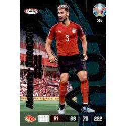 Aleksandar Dragovic Fans' Favourite Austria 31 Adrenalyn XL Euro 2020