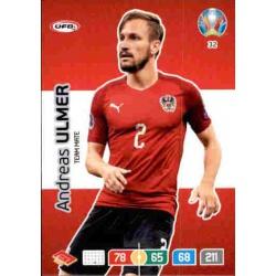 Andreas Ulmer Austria 32 Adrenalyn XL Euro 2020