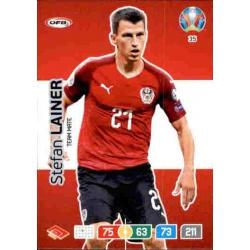Stean Lainer Austria 35 Adrenalyn XL Euro 2020