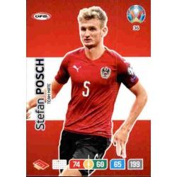 Stefan Posch Austria 36 Adrenalyn XL Euro 2020