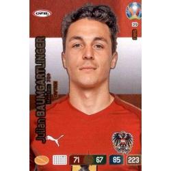 Julian Baumgartlinger Captain Austria 39 Adrenalyn XL Euro 2020