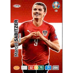 Marcel Sabitzer Austria 40 Adrenalyn XL Euro 2020