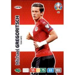 Michael Gregoritsch Austria 44 Adrenalyn XL Euro 2020