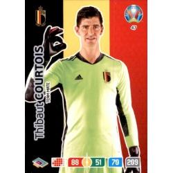 Thibaut Courtois Belgium 47 Adrenalyn XL Euro 2020