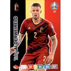 Toby Alderweireld Belgium 48 Adrenalyn XL Euro 2020
