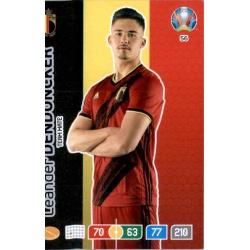 Leander Dendoncker Belgium 56 Adrenalyn XL Euro 2020