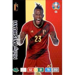 Michy Batshuayi Belgium 61 Adrenalyn XL Euro 2020