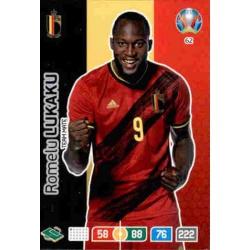 Romelu Lukaku Belgium 62 Adrenalyn XL Euro 2020