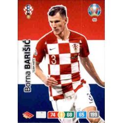 Borna Barišić Croatia 66 Adrenalyn XL Euro 2020
