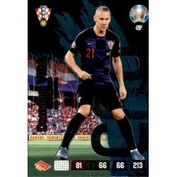 Domagoj Vida Fans' Favourite Croatia 67 Adrenalyn XL Euro 2020
