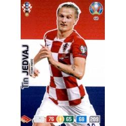 Tin Jedvaj Croatia 68 Adrenalyn XL Euro 2020