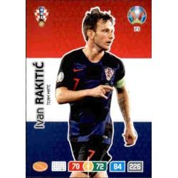 Ivan Rakitić Croatia 73 Adrenalyn XL Euro 2020