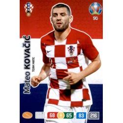 Mateo Kovačić Croatia 74 Adrenalyn XL Euro 2020