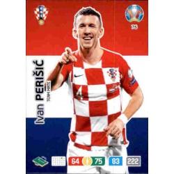 Ivan Perišić Croatia 76 Adrenalyn XL Euro 2020