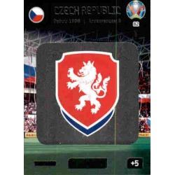 Team Logo Czech Republic 82 Adrenalyn XL Euro 2020